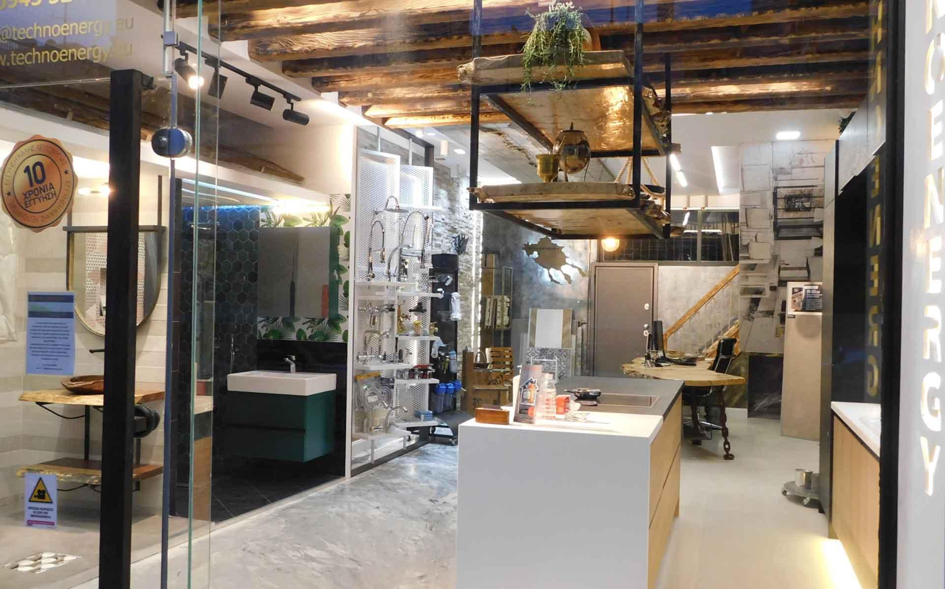 Ανακαίνιση Κουζίνας, Μπάνιου, Σπιτιού, Διαμερίσματος - Θεσσαλονίκη - Technoenergy