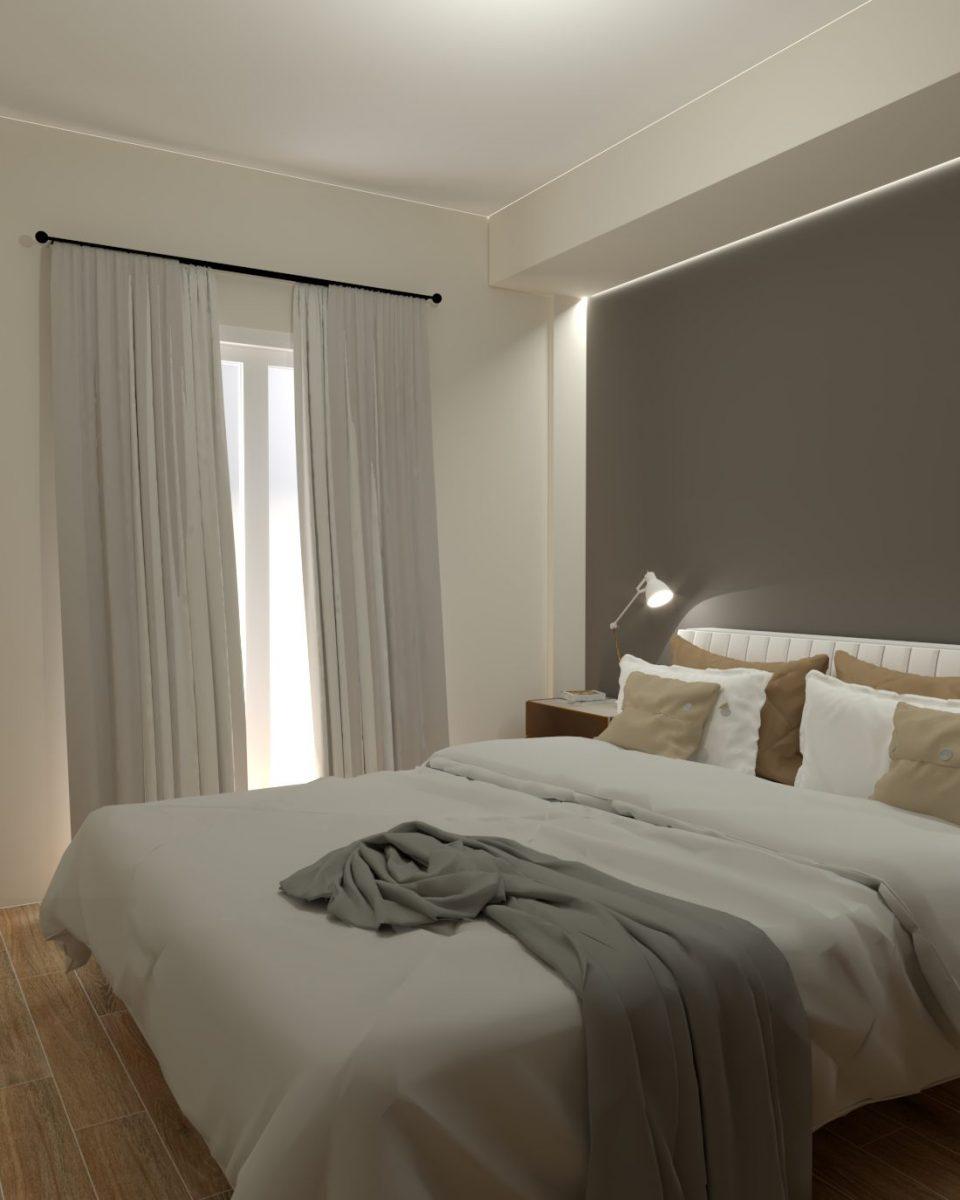 bedroom wind oak